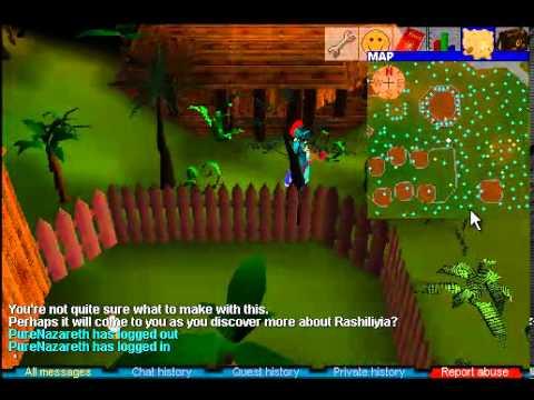 RSC - Shilo Village Quest