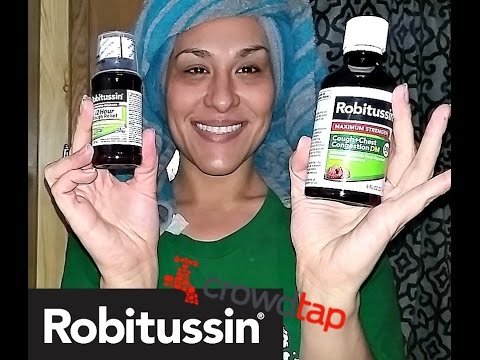 Robitussin 12 HR Cough Relief/ Congestion DM - Crowdtap Unboxing