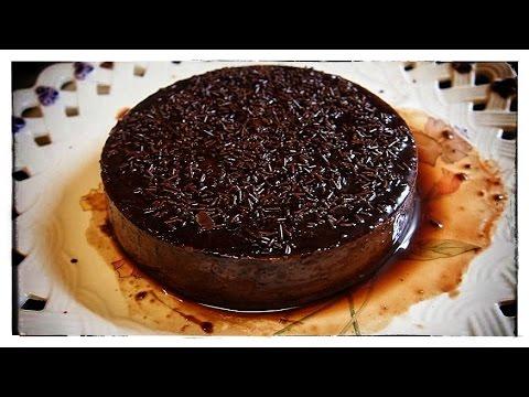 Chocolate Leche Flan /Luweeh's Kitchen