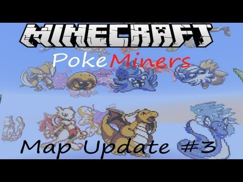 Pokemon Map Update #3 (40%)