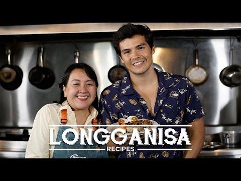 Homemade Longganisa with Adobo Queen Nancy Reyes Lumen