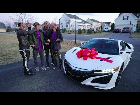 SURPRISING OUR TWIN BROTHERS WITH THEIR DREAM BIRTHDAY GIFT!