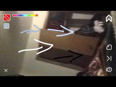 Snapchat hidden colors