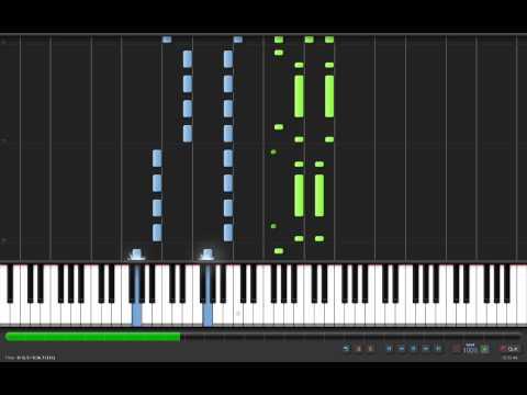 The Scrantones - The Office Theme Song (piano tutorial)