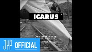 "JJ Project ""Verse 2"" Track Card 4 ""Icarus"""