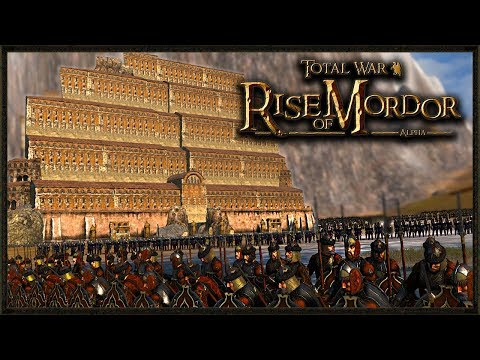 EPIC Lonely Mountain Last Stand! - War In The North - Total War: Rise Of Mordor Gameplay
