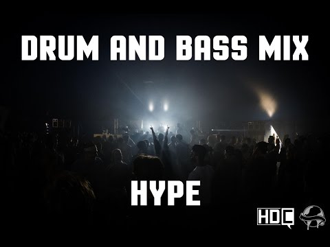 Best Party Drum and Bass Mix 2017 - DNB Mix 1 Hour Long w/ Popular Songs