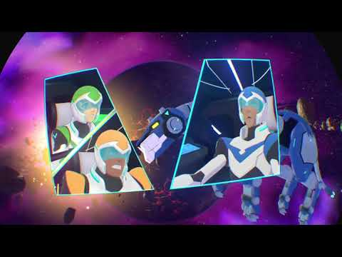 Live Streaming Voltron VR Chronicles on PSVR with Son of Dragon Blogger
