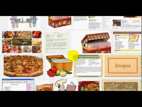 Food Recipes - Make Money Selling Them