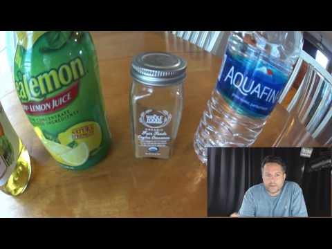 "MDM Minute with Peter Schenk... ""Can't poop… this will totally clean you out naturally…"""