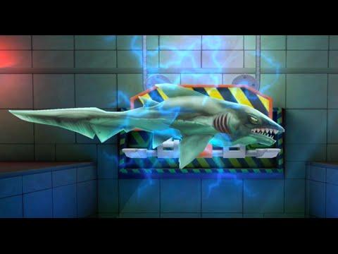 Hungry Shark Evolution - Electro Shark Gameplay