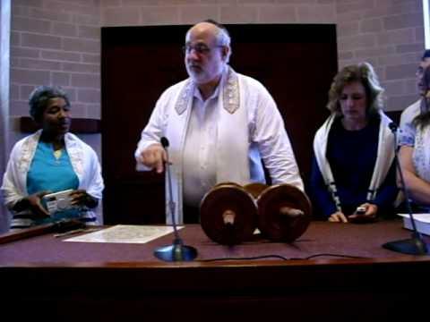 Blessing the Torah