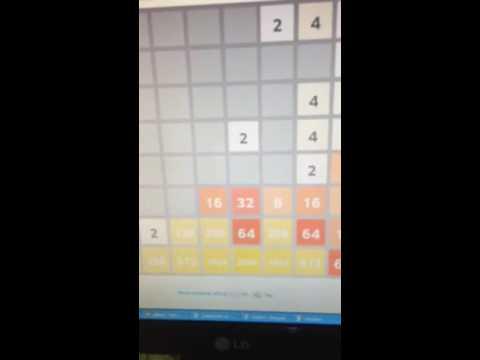 Auto run 9007199254740992 Getting to the 8192 tile (Using Corner Auto)