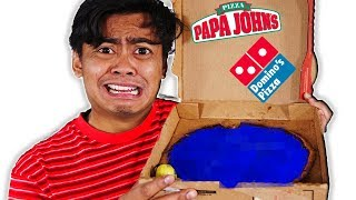 Download I Ordered Nothing On My Custom Pizza (Papa Johns, Dominos, Chuck E Cheese) Video