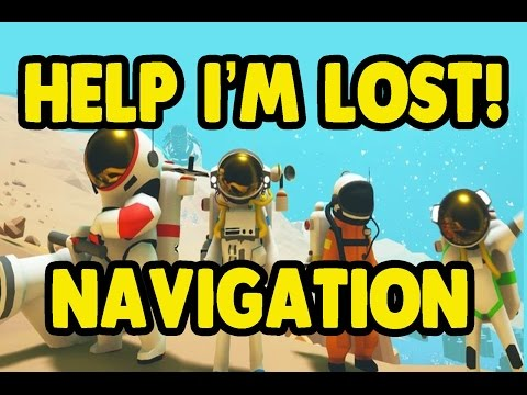 ASTRONEER - How to Navigate - Help I'm Lost! (XBOX ONE)