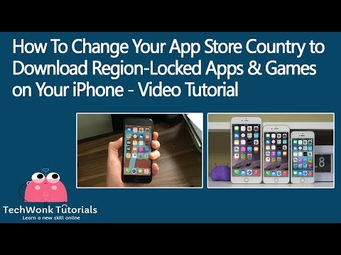 How To Change Your App Store Country to Download Region-Locked Apps & Games on Your iPhone