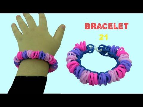 rainbow loom bracelet 21