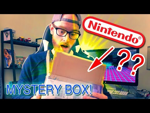 Mystery Nintendo Unboxing