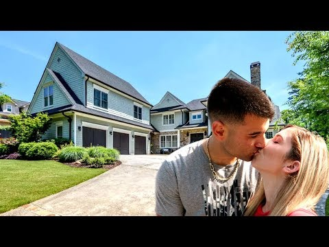 OUR NEW HOUSE!