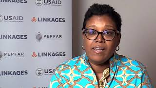How has HIV service delivery for key populations changed under LINKAGES?