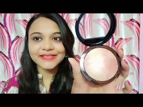 *New* HIGHLY PIGMENTED HIGHLIGHTER| Farmasi Terracotta|HOW TO USE HIGHLIGHTER (6 Places)ON YOUR FACE