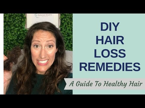 How to SURVIVE Hair Loss Naturally | STOP Hair Fall Tips