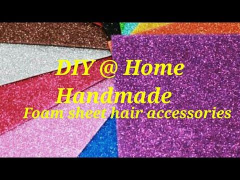 DIY fashionable and beautiful hair clips/ hair accessories ll fancy cliffs