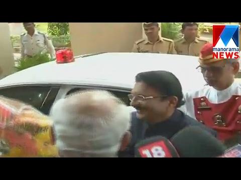 Governer C. Vidhyasagar will arrive  in Chennai | Manorama News