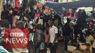Uganda & Pakistan: Second hand clothes markets