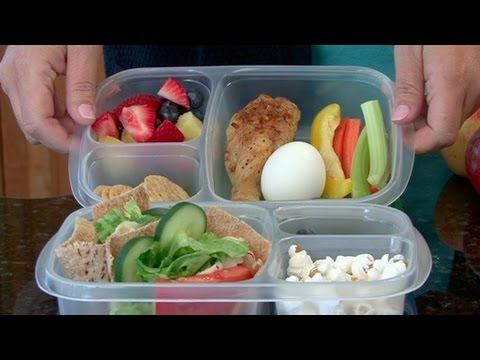 Pack Healthy School Lunches