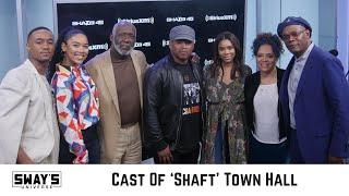 Download Samuel L. Jackson & The Cast of Shaft Interview: Gun Violence, Donald Trump & New Film Video