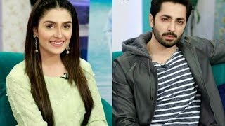 Satrangi 11 January 2017 | Ayeza Khan | Danish Taimoor - Express Entertainment