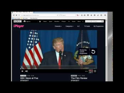 Demonstrating a Working BBC VPN in 2017