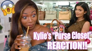 REACTING TO KYLIE