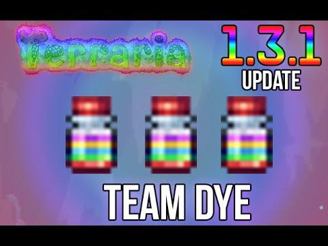 Terraria Items: Team Dye