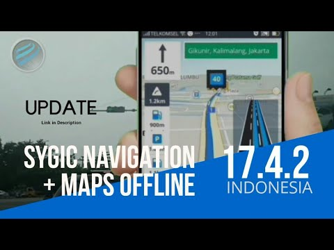 Sygic Gps Navigation 17.4.2 Full Patched + Maps Offline Indonesia | Update Mei 2018
