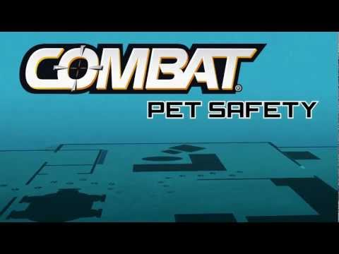 Pet Safety with Combat®