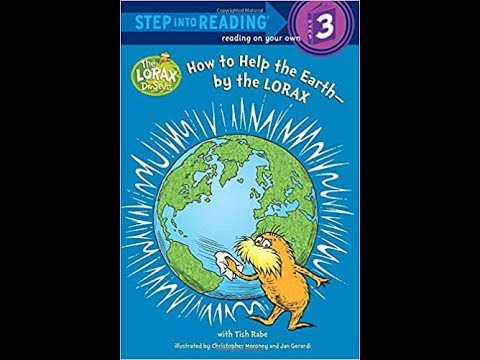 How to Help the Earth-by the Lorax by Sithara --- Book Review