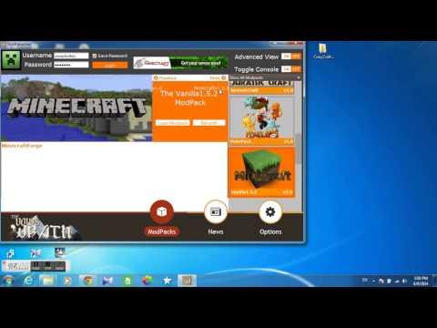 Minecraft - Download : AT - FTB - Technic - Voidswrath & Vanilla cracked launcher