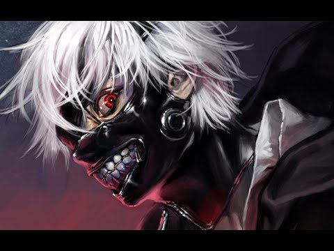 Tokyo ghoul mask unboxing