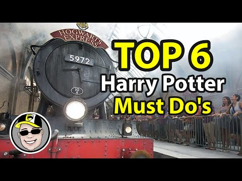 Top 6 Must Do Harry Potter Things at Universal Studios Orlando