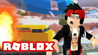 THE SCHOOL BULLY RAN AWAY FROM PRISON?! | Roblox Roleplay | Bully Series Episode 23