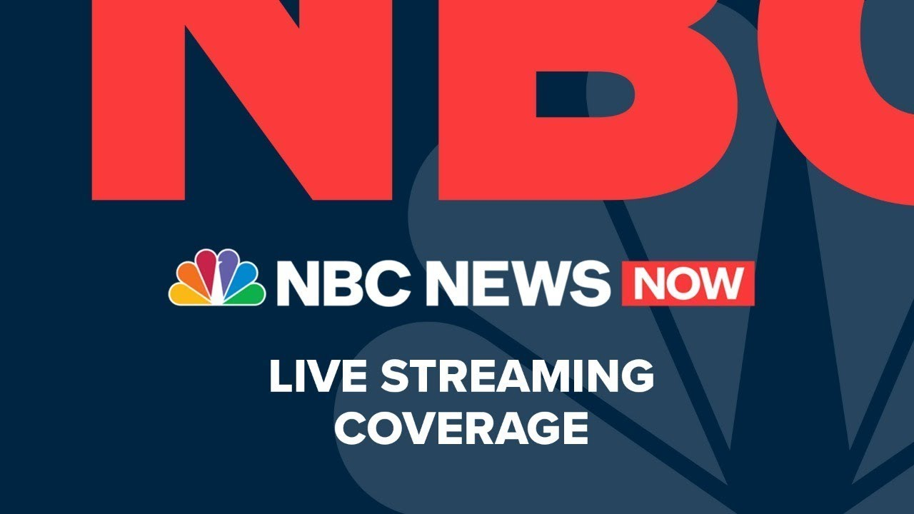 Live: NBC News NOW - May 10   Live with Alison Morris