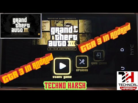 How to download GTA 3 with cheats in android || 100% working ||