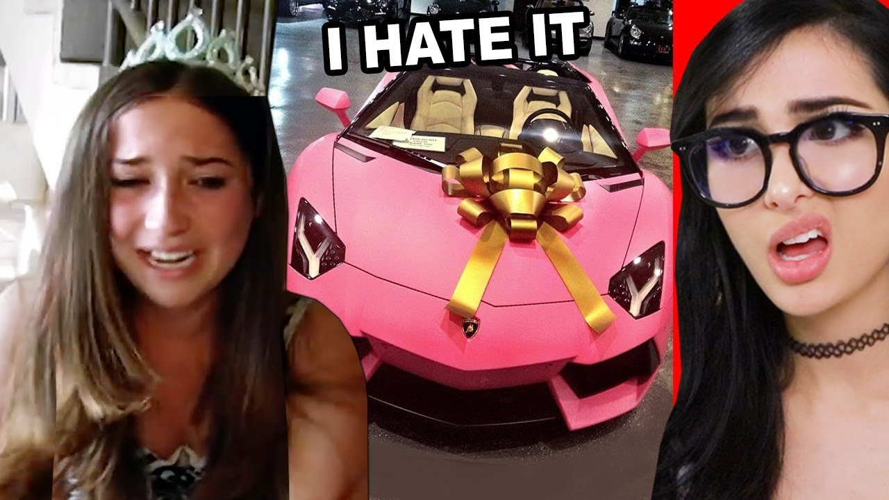 SPOILED GIRLS Who Went TOO FAR