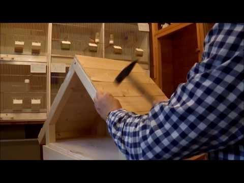 How to build a cathouse  Kattenhuisje