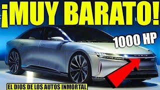 NUEVO FABRICANTE DE AUTOS ARABE ROMPERÁ EL MERCADO