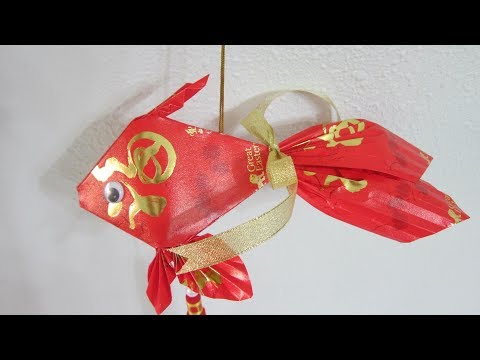 CNY TUTORIAL NO. 58 - Hongbao Fish