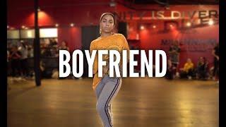 Ariana Grande X Social House Boyfriend 7C Kyle Hanagami Choreography