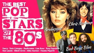 The Best Pop Stars of The 80